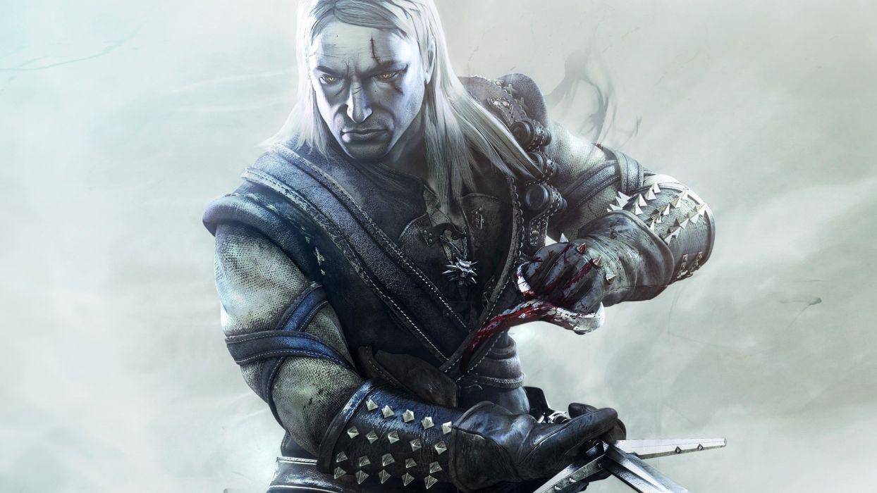 The Witcher Geralt of Rivia wallpaper