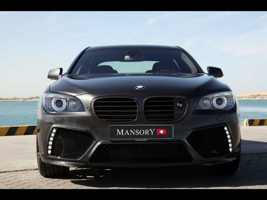 cars BMW 7 Series Mansory 7 series wallpaper