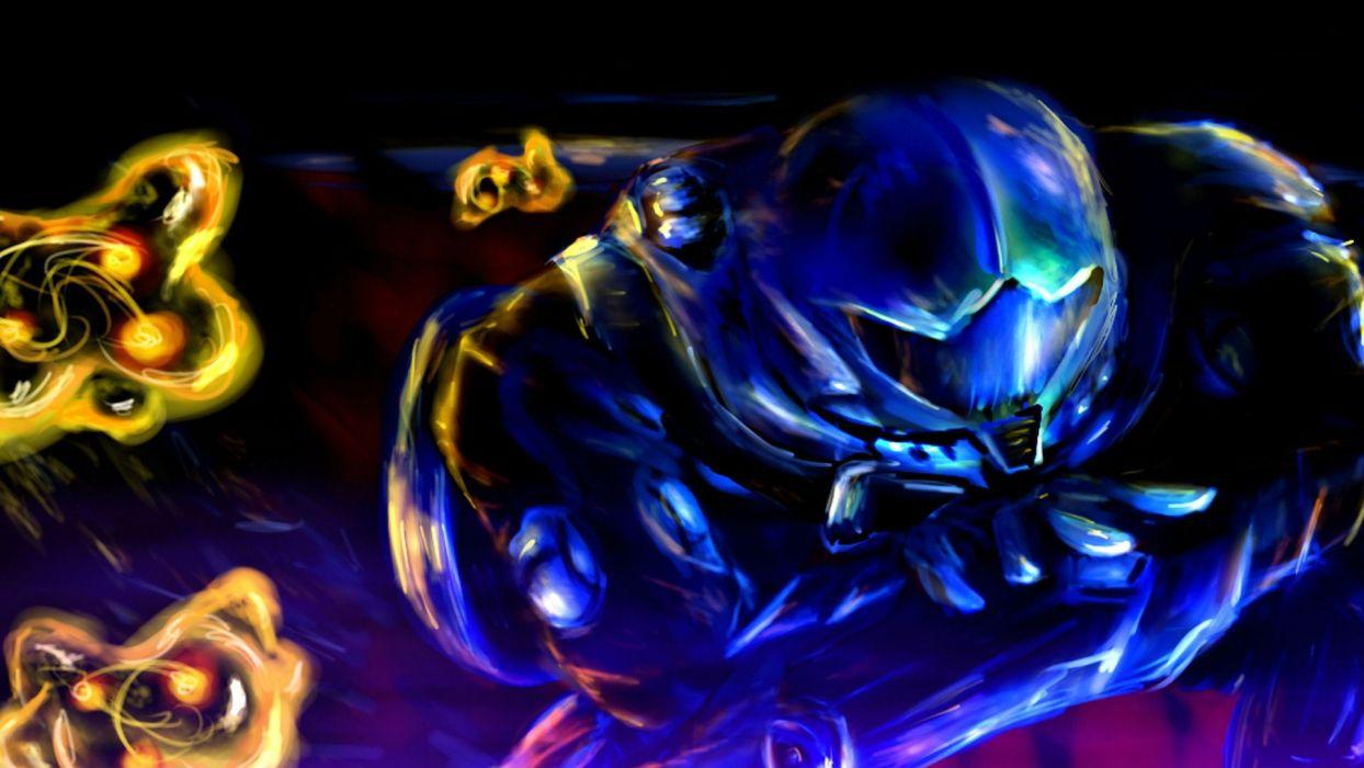 METROID sci-fi nintendo (2) wallpaper