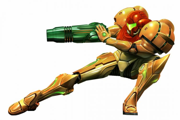 METROID sci-fi nintendo (16) wallpaper