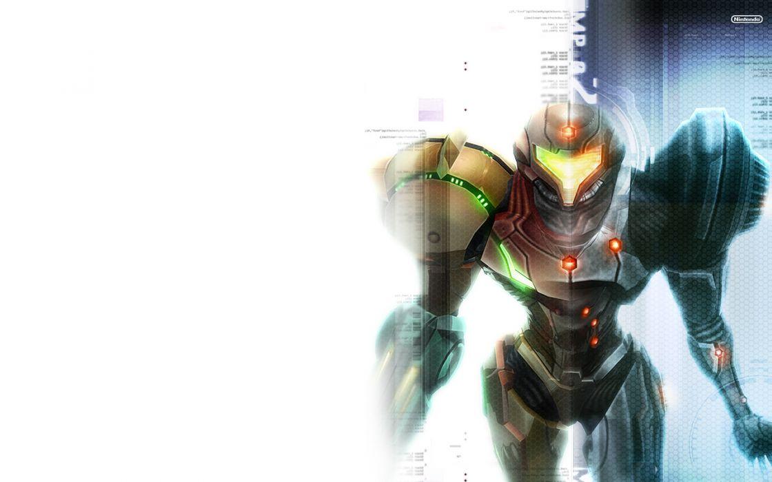 METROID sci-fi nintendo (23) wallpaper