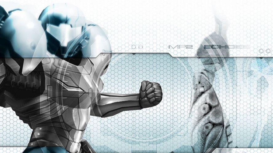 METROID sci-fi nintendo (27) wallpaper