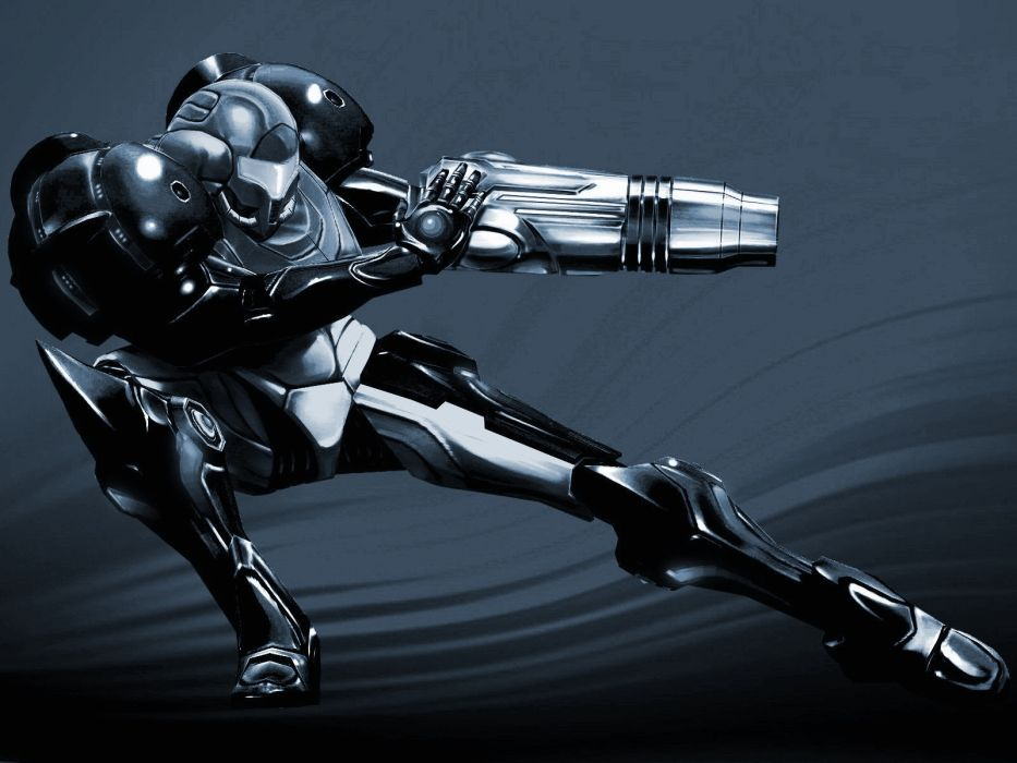 METROID sci-fi nintendo (43) wallpaper