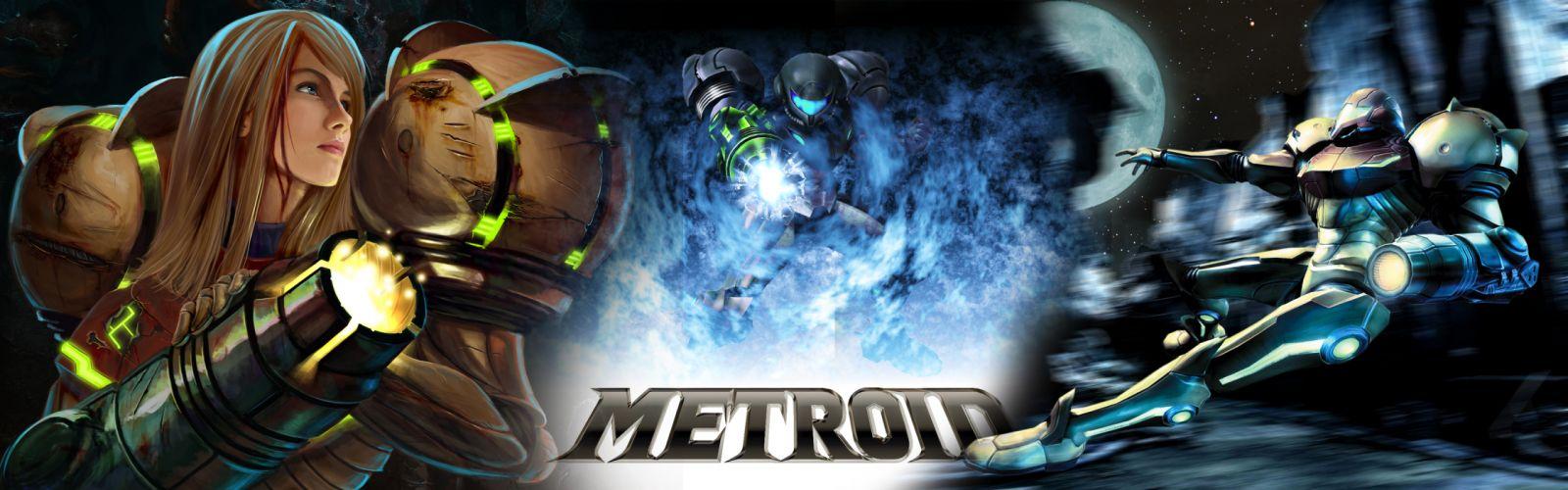 METROID sci-fi nintendo (46) wallpaper