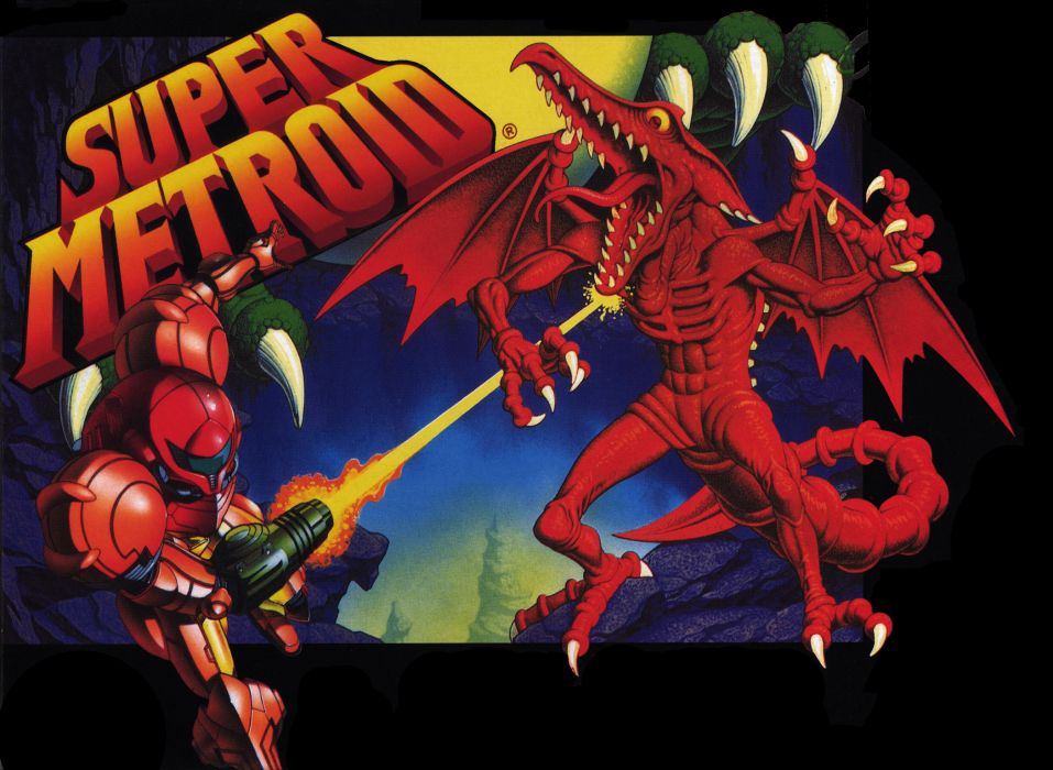 Metroid Sci Fi Nintendo 64 Wallpaper 2100x1536 213700 Wallpaperup