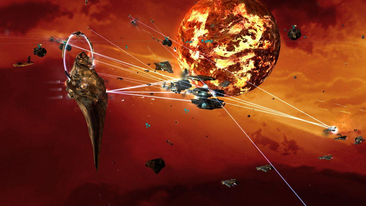 Sins Of A Solar Empire Sci Fi Spaceship Solar Sins Empire 51