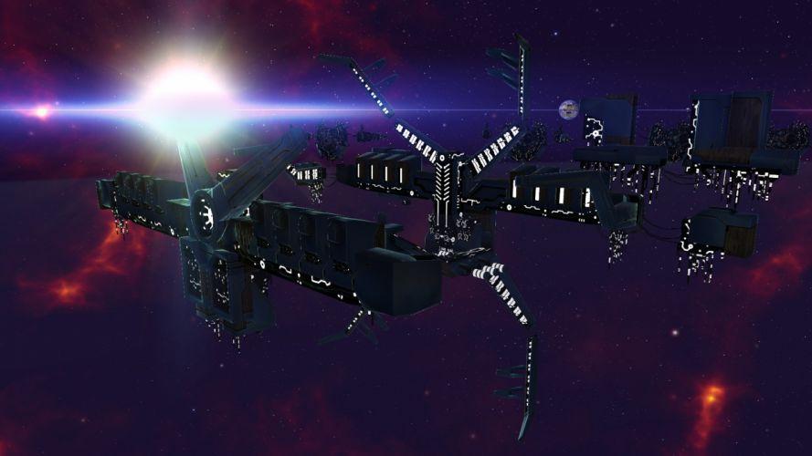 LEGENDS-OF-PEGASUS sci-fi spaceship legends pegasus (8) wallpaper