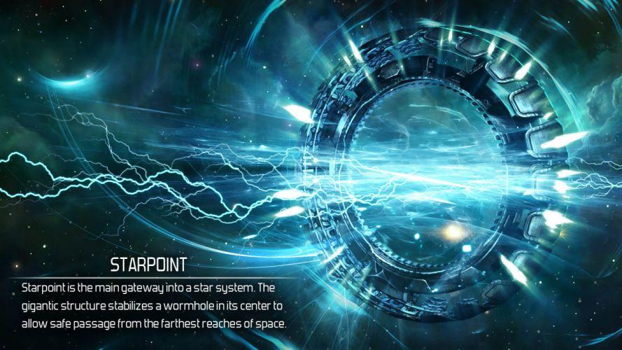 STARPOINT-GEMINI sci-fi spaceship starpoint gemini (2) wallpaper