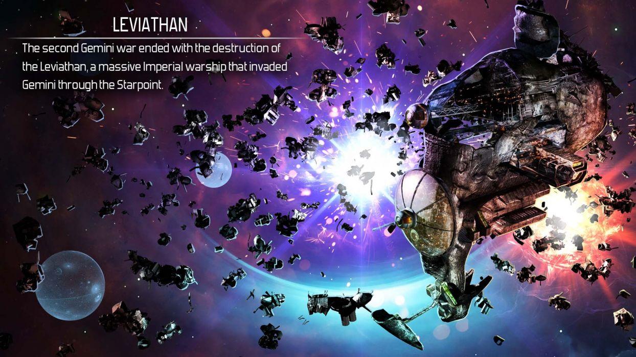 STARPOINT-GEMINI sci-fi spaceship starpoint gemini (6) wallpaper