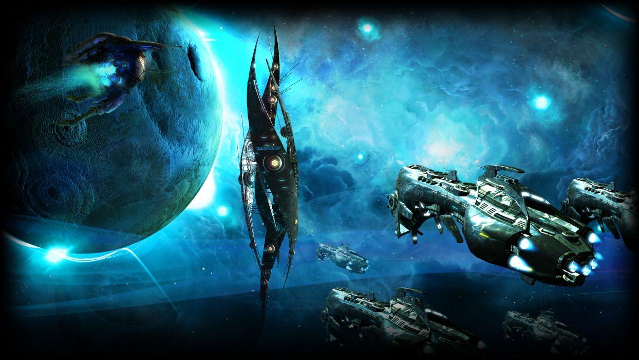 STARPOINT-GEMINI sci-fi spaceship starpoint gemini (9) wallpaper