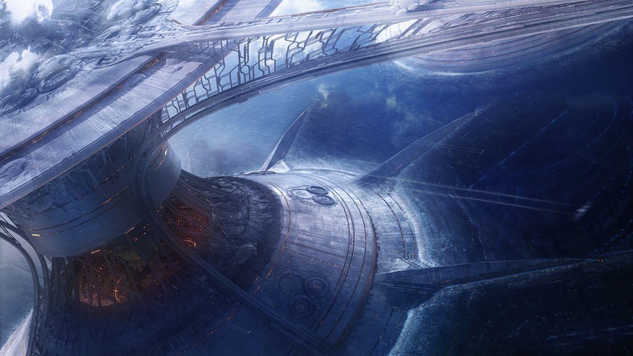 STARPOINT-GEMINI sci-fi spaceship starpoint gemini (13) wallpaper