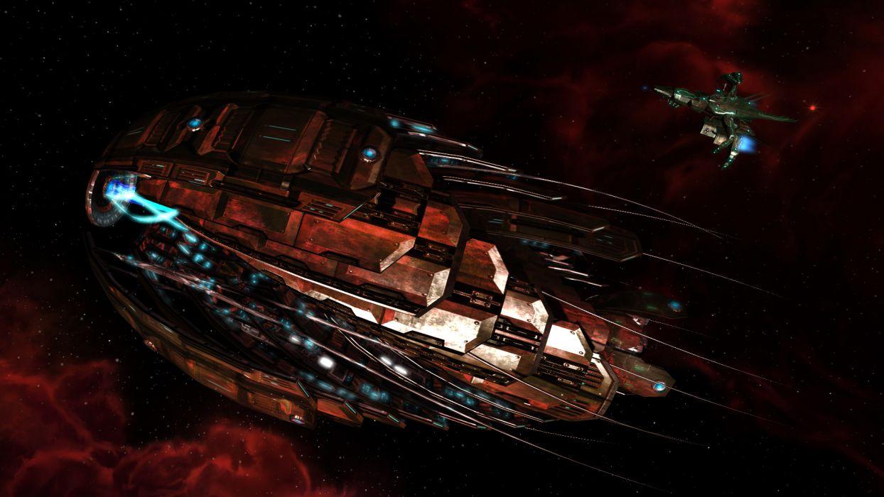 STARPOINT-GEMINI sci-fi spaceship starpoint gemini (17) wallpaper