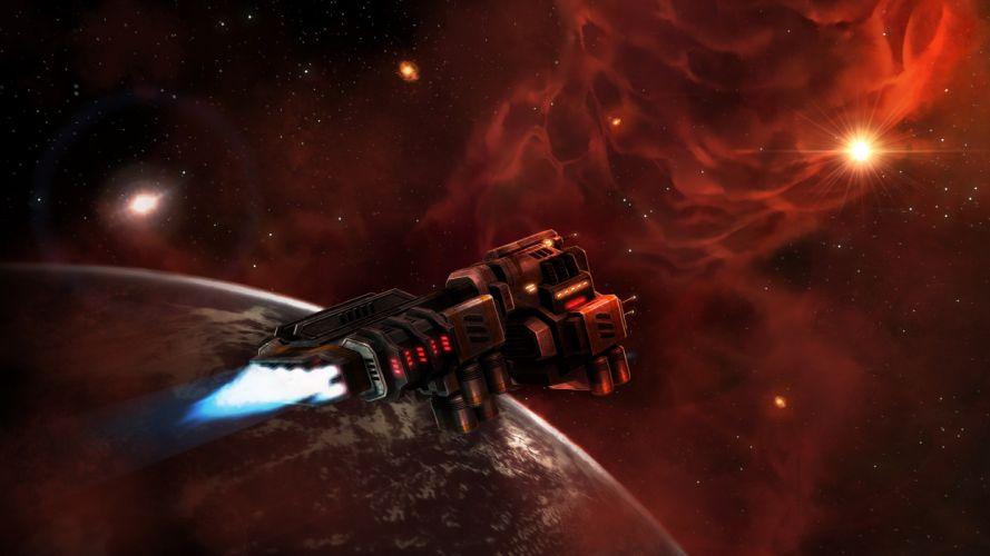 STARPOINT-GEMINI sci-fi spaceship starpoint gemini (18) wallpaper