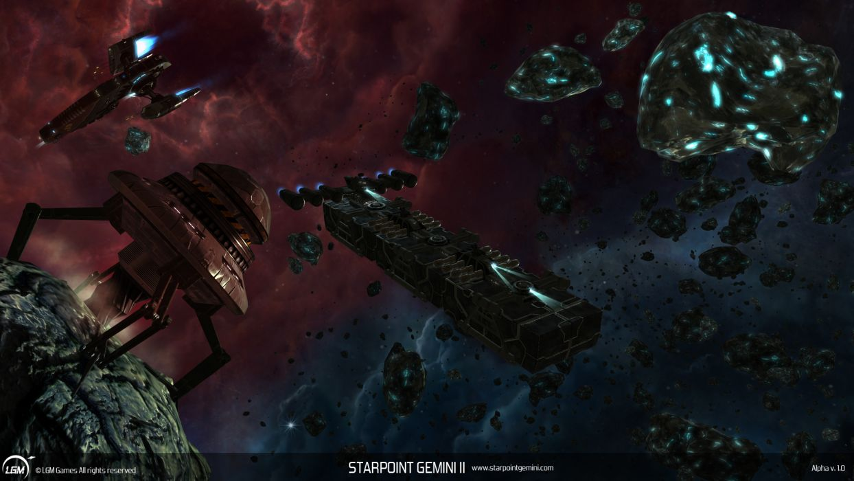 STARPOINT-GEMINI sci-fi spaceship starpoint gemini (19) wallpaper