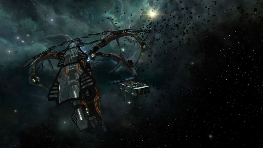 STARPOINT-GEMINI sci-fi spaceship starpoint gemini (21) wallpaper