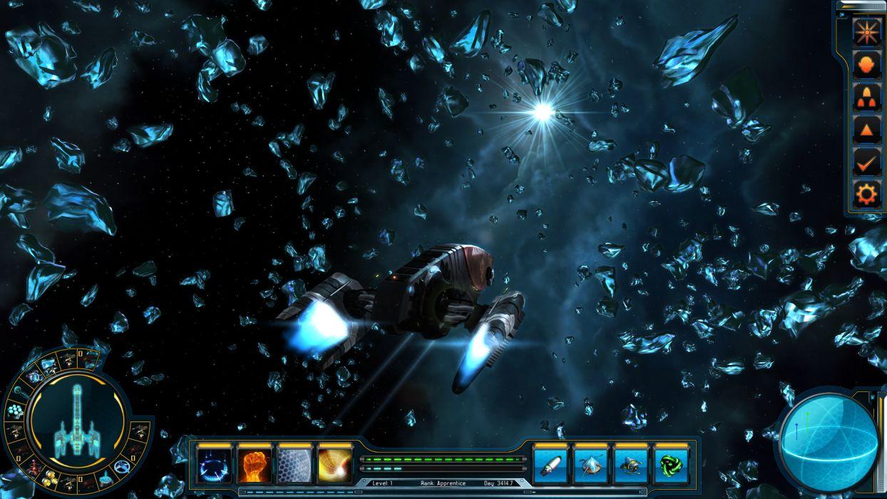 STARPOINT-GEMINI sci-fi spaceship starpoint gemini (24) wallpaper