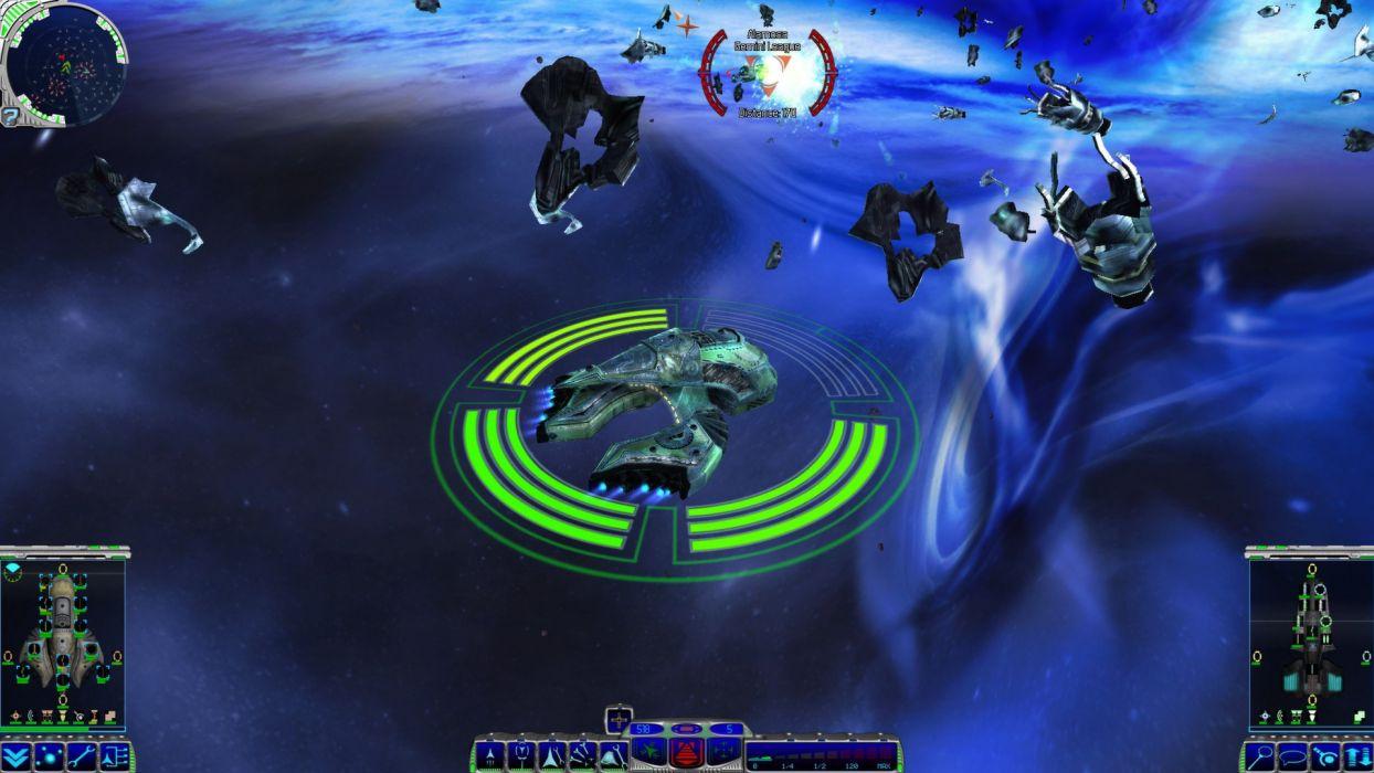 STARPOINT-GEMINI sci-fi spaceship starpoint gemini (25) wallpaper