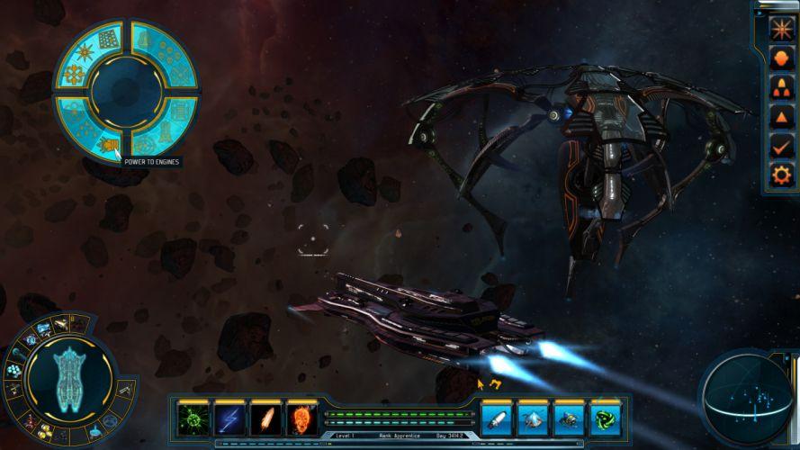 STARPOINT-GEMINI sci-fi spaceship starpoint gemini (28) wallpaper
