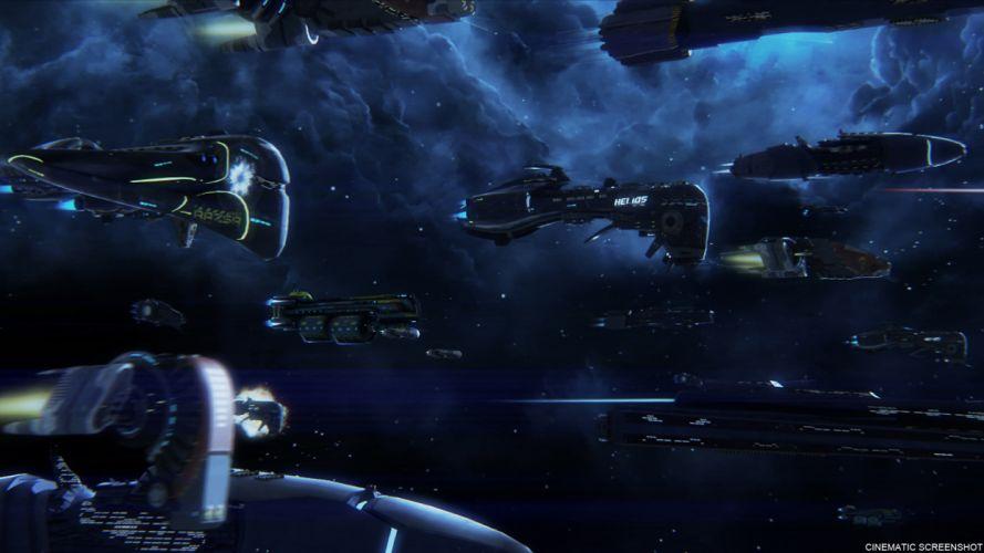 STARPOINT-GEMINI sci-fi spaceship starpoint gemini (33) wallpaper