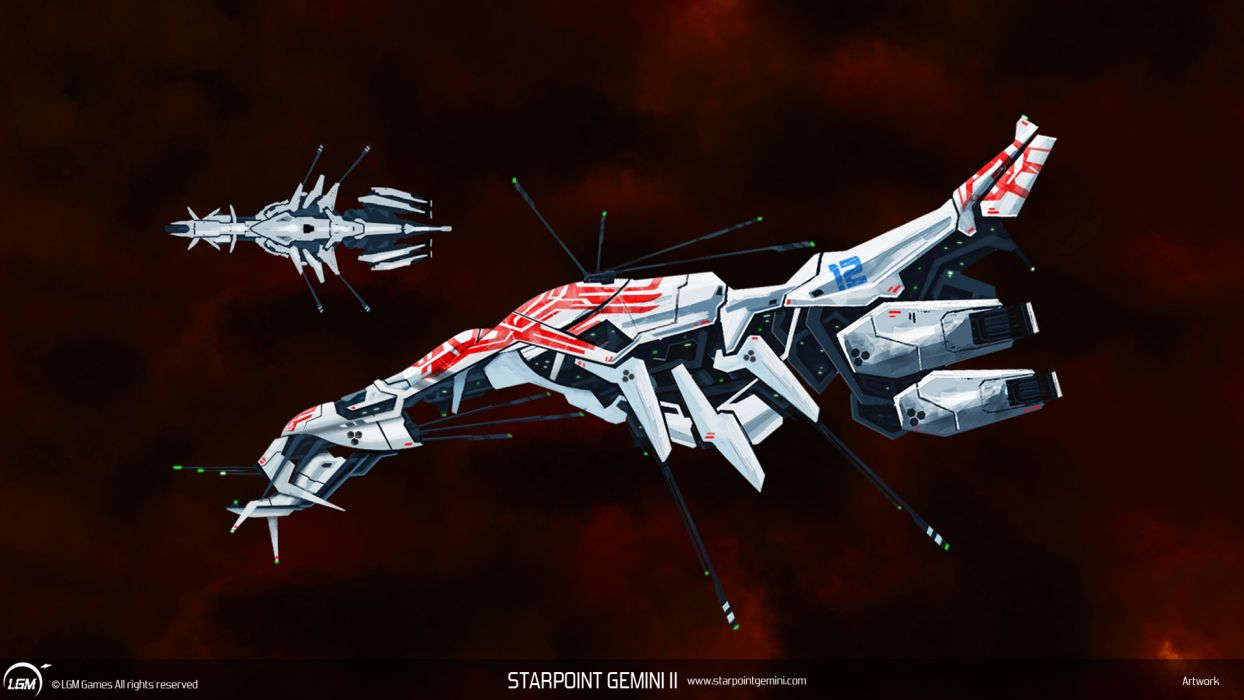 STARPOINT-GEMINI sci-fi spaceship starpoint gemini (34) wallpaper