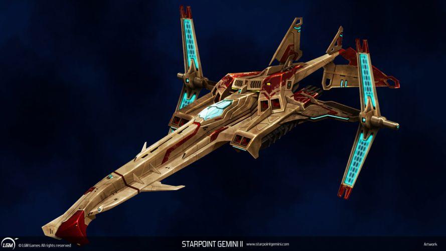 STARPOINT-GEMINI sci-fi spaceship starpoint gemini (35) wallpaper