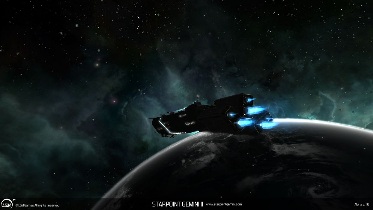 STARPOINT-GEMINI sci-fi spaceship starpoint gemini (41) wallpaper
