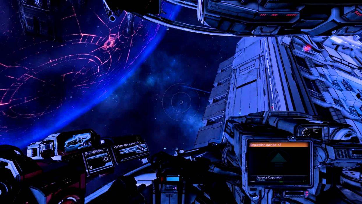 X-REBIRTH sci-fi spaceship rebirth (26) wallpaper