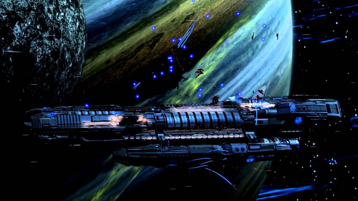 X-REBIRTH sci-fi spaceship rebirth (27) wallpaper