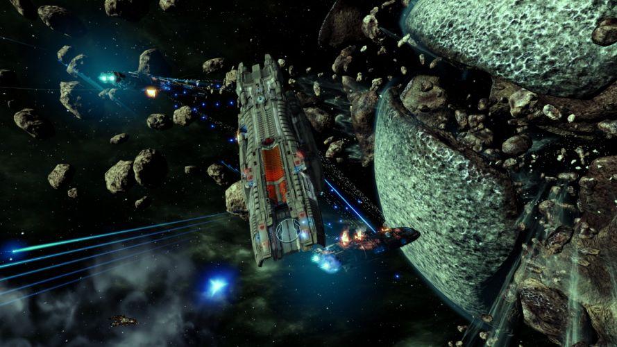 X-REBIRTH sci-fi spaceship rebirth (29) wallpaper