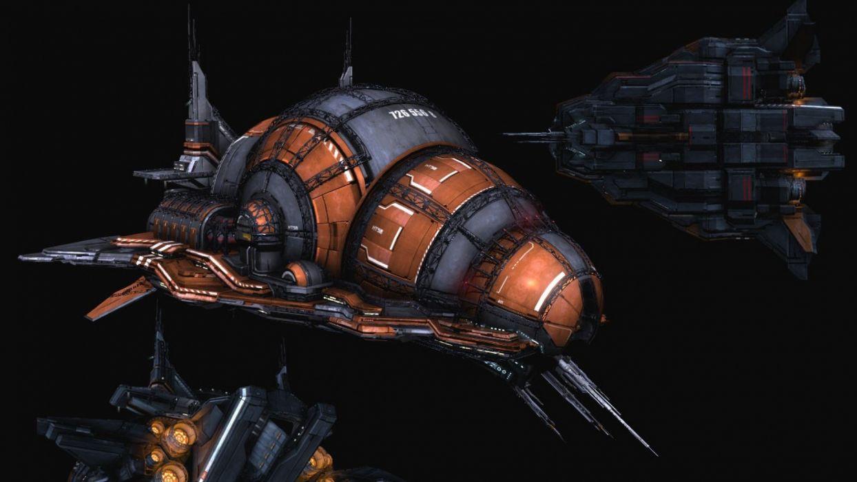 X-REBIRTH sci-fi spaceship rebirth (31) wallpaper