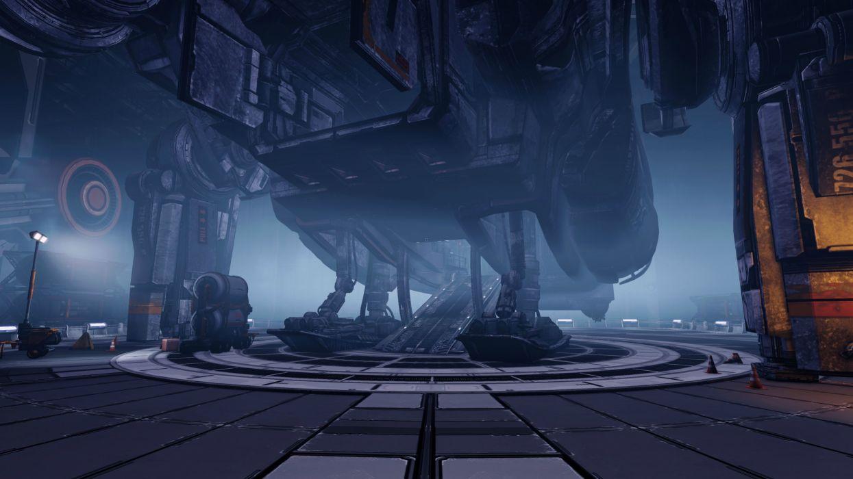 X-REBIRTH sci-fi spaceship rebirth (34) wallpaper
