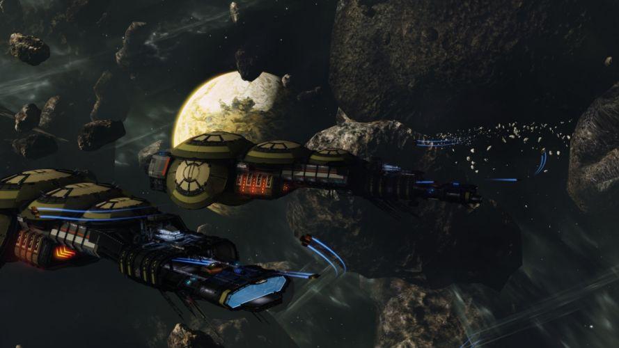 X-REBIRTH sci-fi spaceship rebirth (37) wallpaper