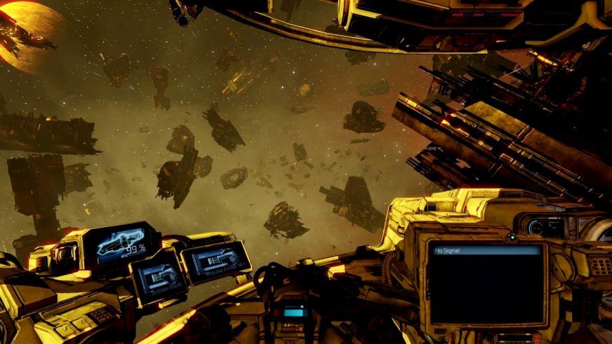 X-REBIRTH sci-fi spaceship rebirth (41) wallpaper