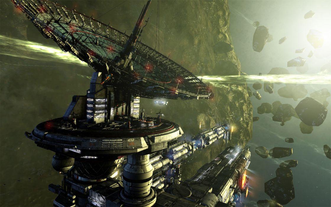 X-REBIRTH sci-fi spaceship rebirth (47) wallpaper