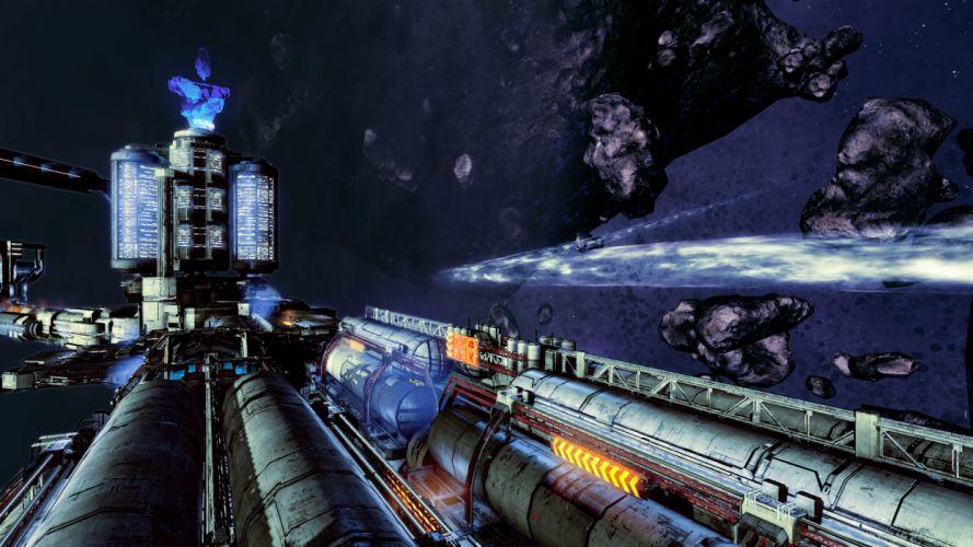 X-REBIRTH sci-fi spaceship rebirth (48) wallpaper