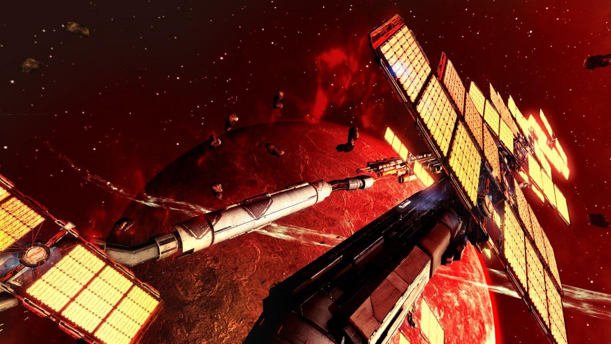 X-REBIRTH sci-fi spaceship rebirth (52) wallpaper