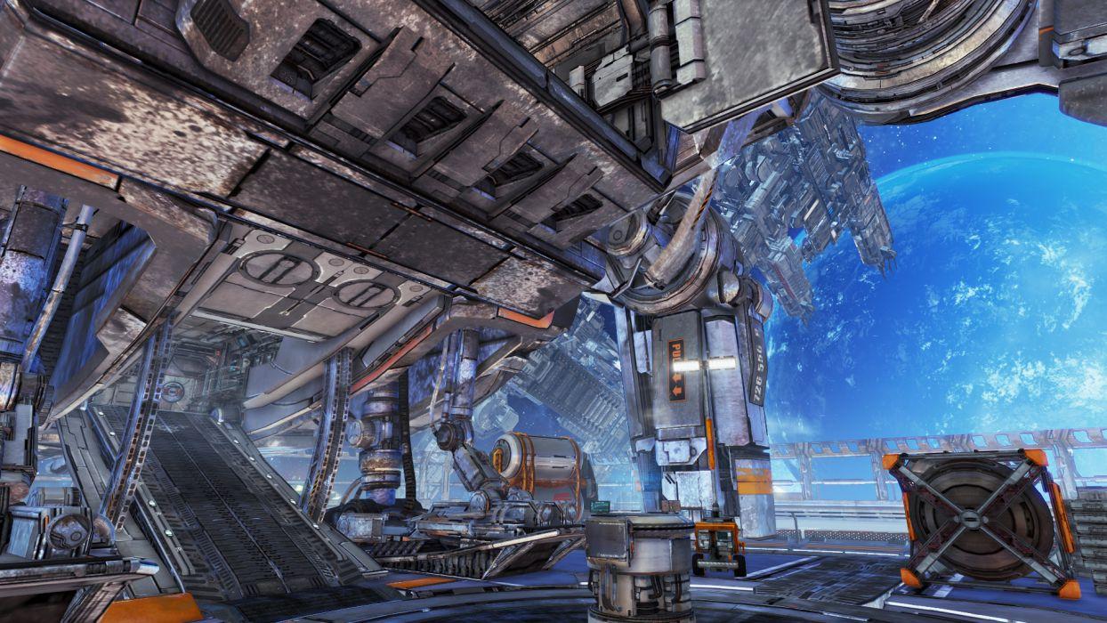 X-REBIRTH sci-fi spaceship rebirth (55) wallpaper