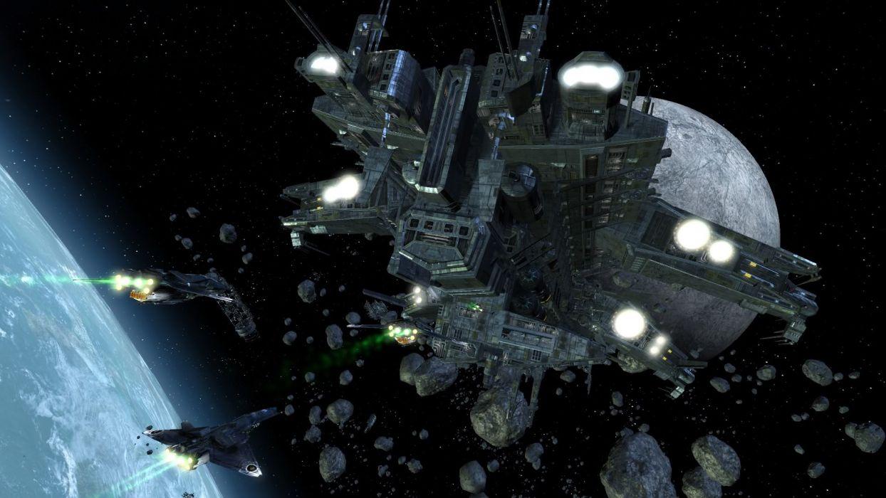 X-REBIRTH sci-fi spaceship rebirth (61) wallpaper