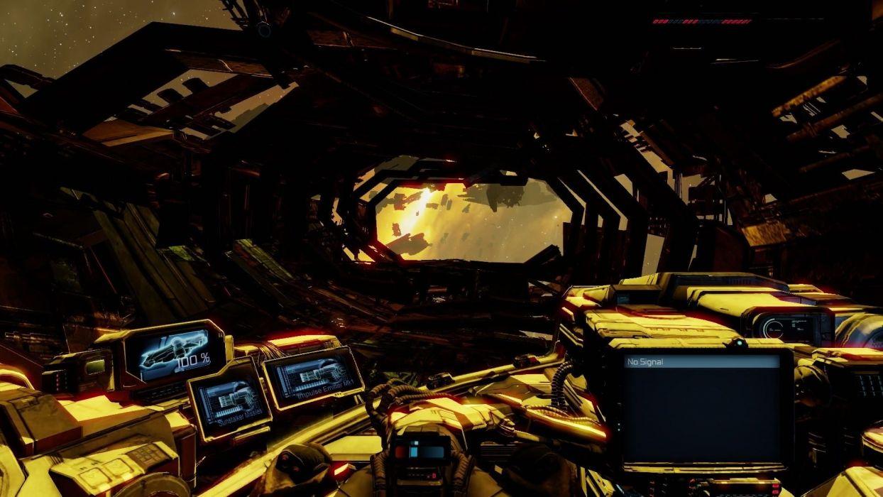 X-REBIRTH sci-fi spaceship rebirth (62) wallpaper