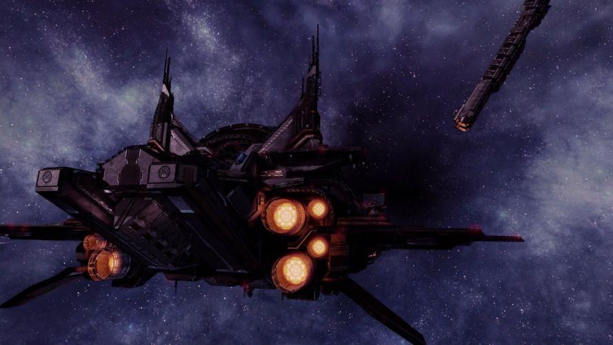 X-REBIRTH sci-fi spaceship rebirth (63) wallpaper