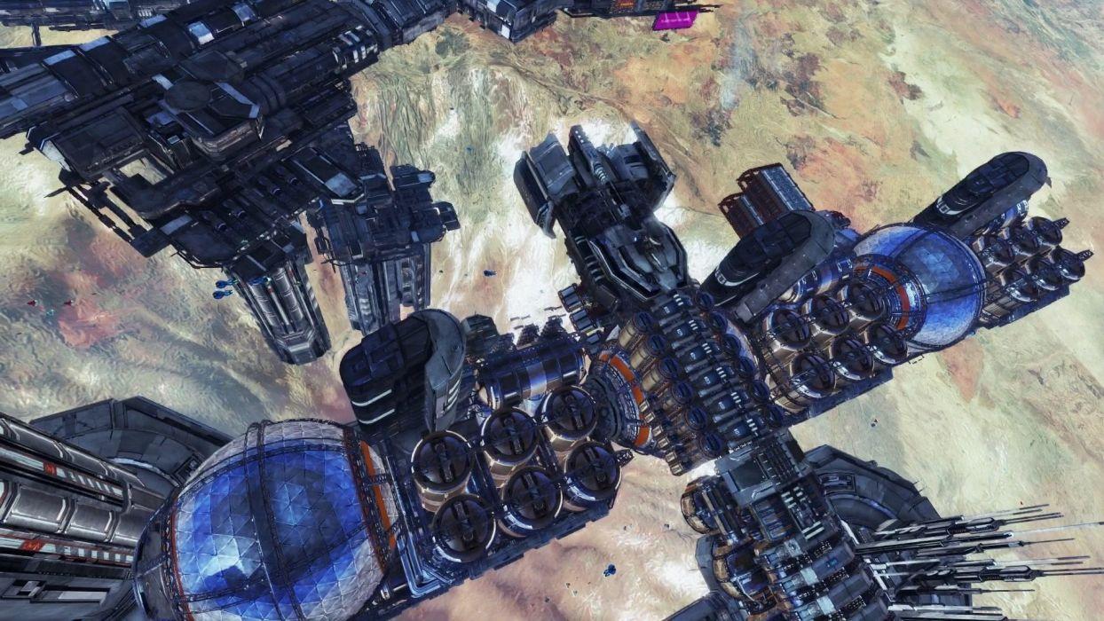 X-REBIRTH sci-fi spaceship rebirth (66) wallpaper