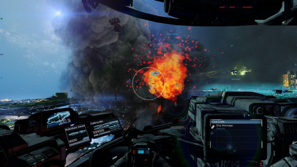 X-REBIRTH sci-fi spaceship rebirth (70) wallpaper