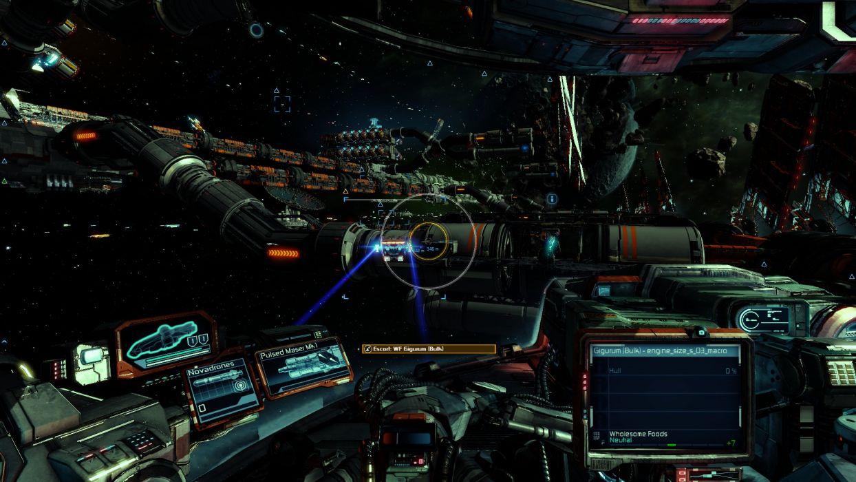 X-REBIRTH sci-fi spaceship rebirth (73) wallpaper