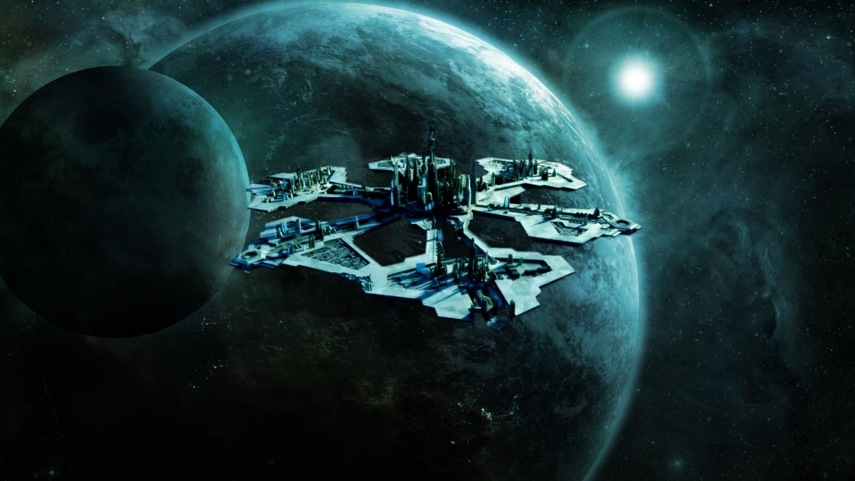GALACTIC-CIVILIZATIONS sci-fi spaceship galactic civilizations (2) wallpaper