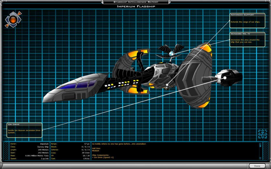 GALACTIC-CIVILIZATIONS sci-fi spaceship galactic civilizations (10) wallpaper