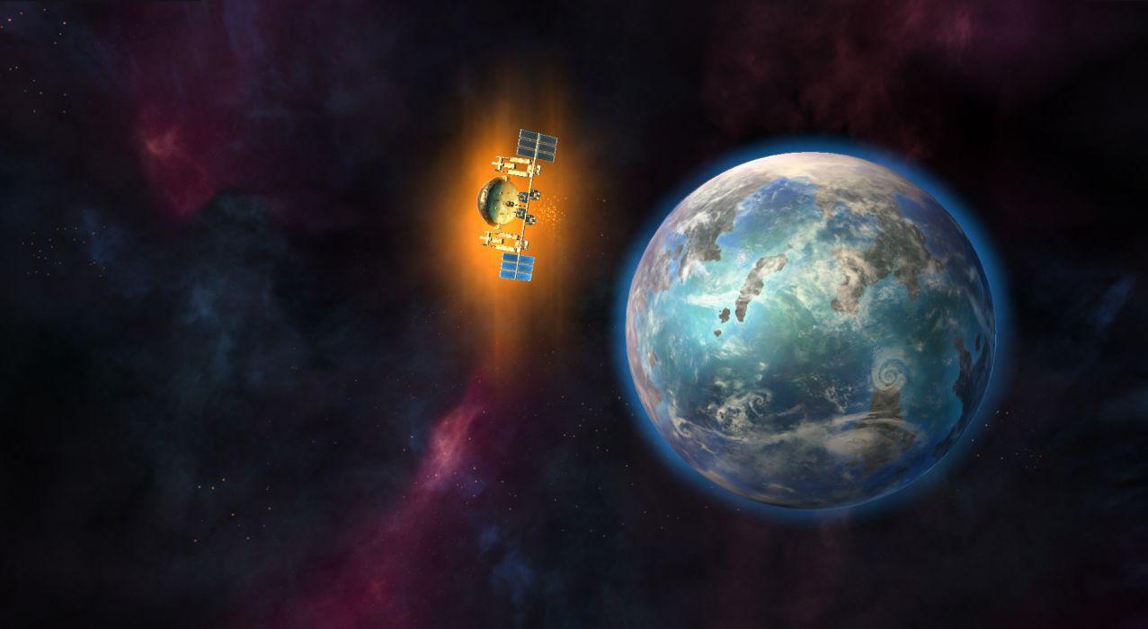ENDLESS-SPACE sci-fi spaceship endless space (6) wallpaper