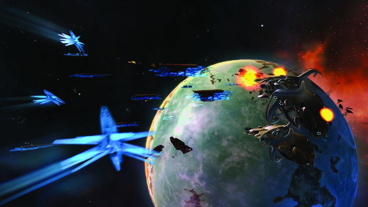 ENDLESS-SPACE sci-fi spaceship endless space (13) wallpaper