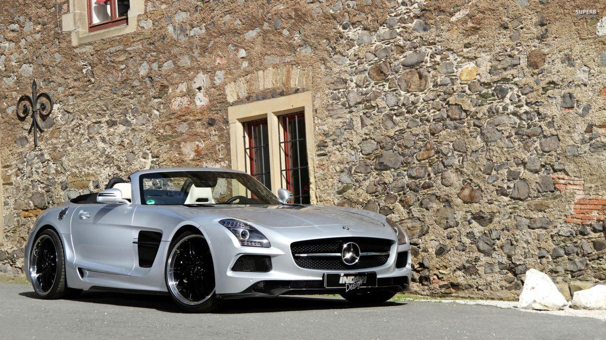 design SLS AMG Mercedes Benz mercedes benz sls Mercedes Benz Sls Amg wallpaper