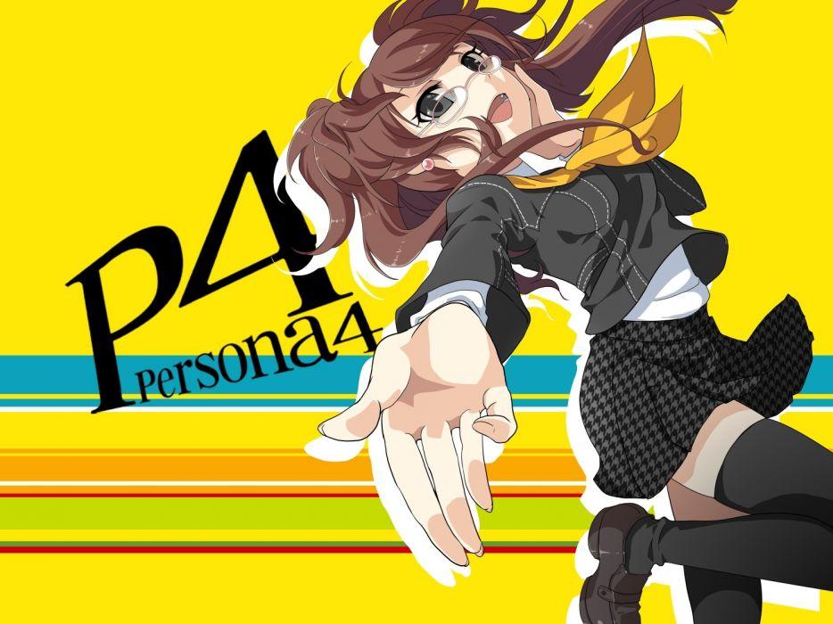 Persona series Persona 4 Kujikawa Rise wallpaper