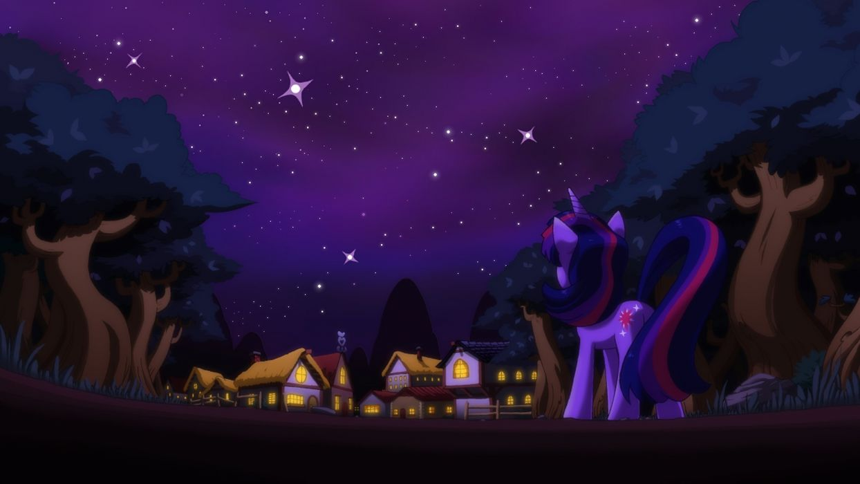 Wonder Ponies Twilight Sparkle Stargazer My Little Pony